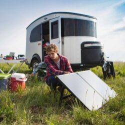 Mountable Solar Panels