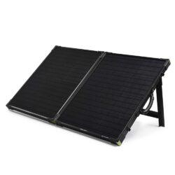 goal zero boulder 100 briefcase mountable solar panel