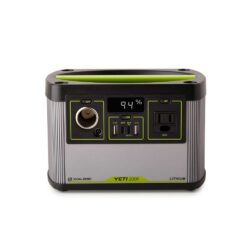 goalzero yeti 200X portable power station