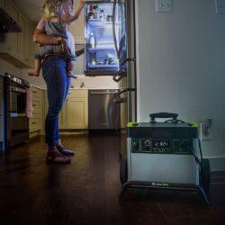 goal zero yeti 3000x portable power station power your home